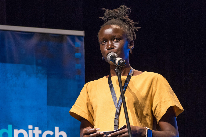AKUOL DE MABIOR BECOMES FIRST AFRICAN TO WIN WHICKERS AWARDS