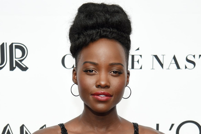 LUPITA NYONG'O MODERATES IDA PANEL CONVERSATION WITH SOFTIE