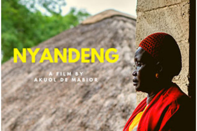 NYANDENG GOES INTO POST PRODUCTION